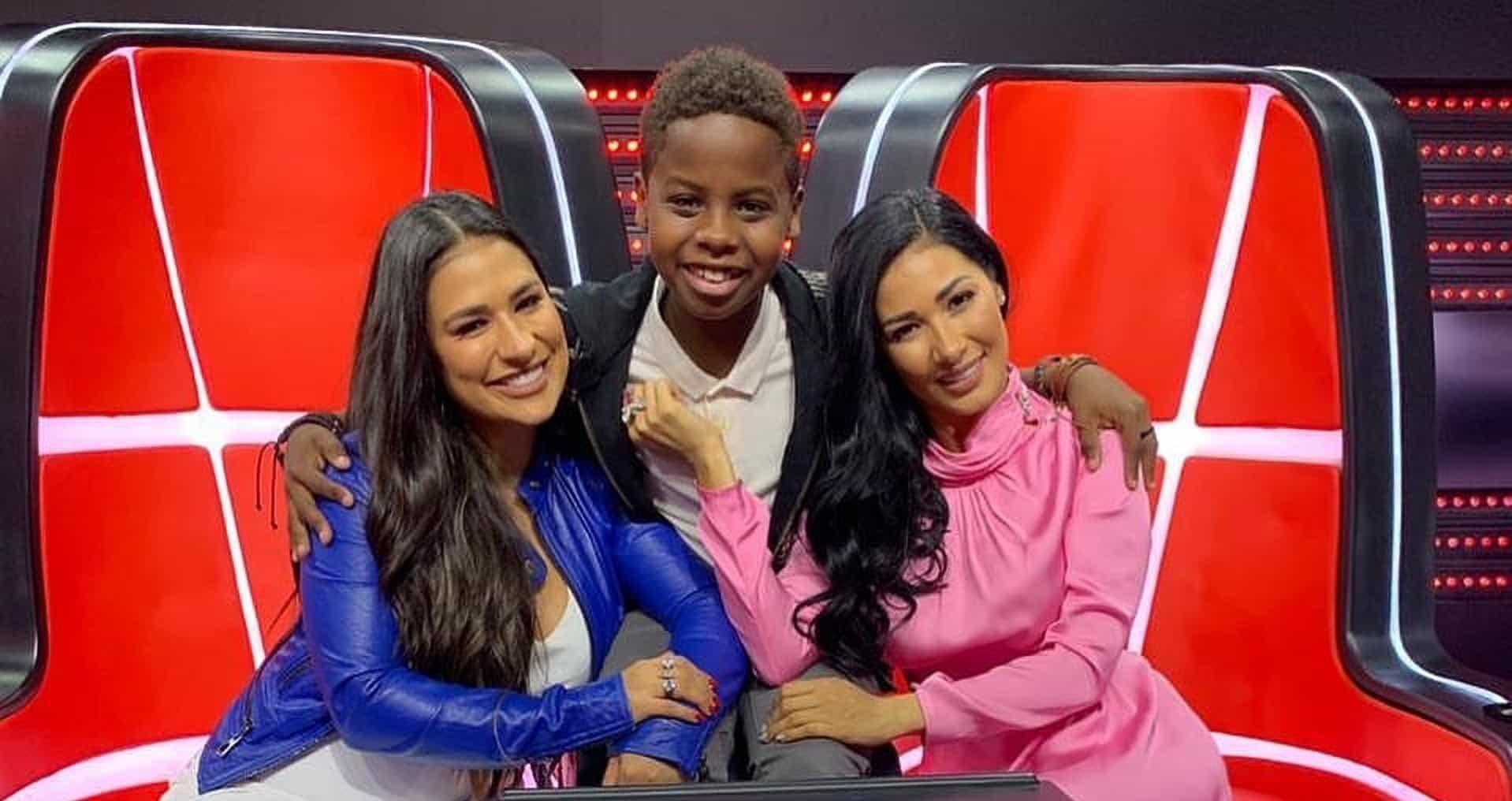 Vencedor 'The Voice Kids 2019' gravará música com Simone e Simaria