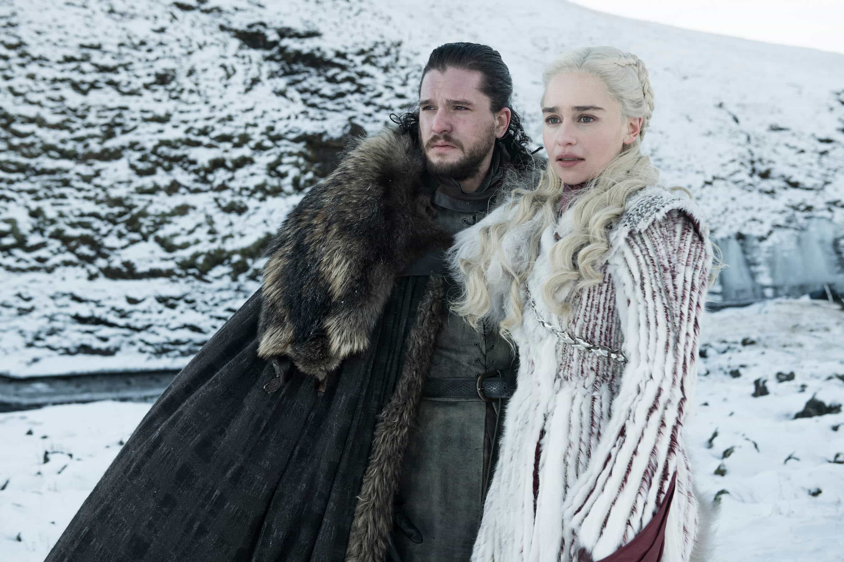 Jon Snow é favorito ao trono de 'Game of Thrones' nas casas de aposta
