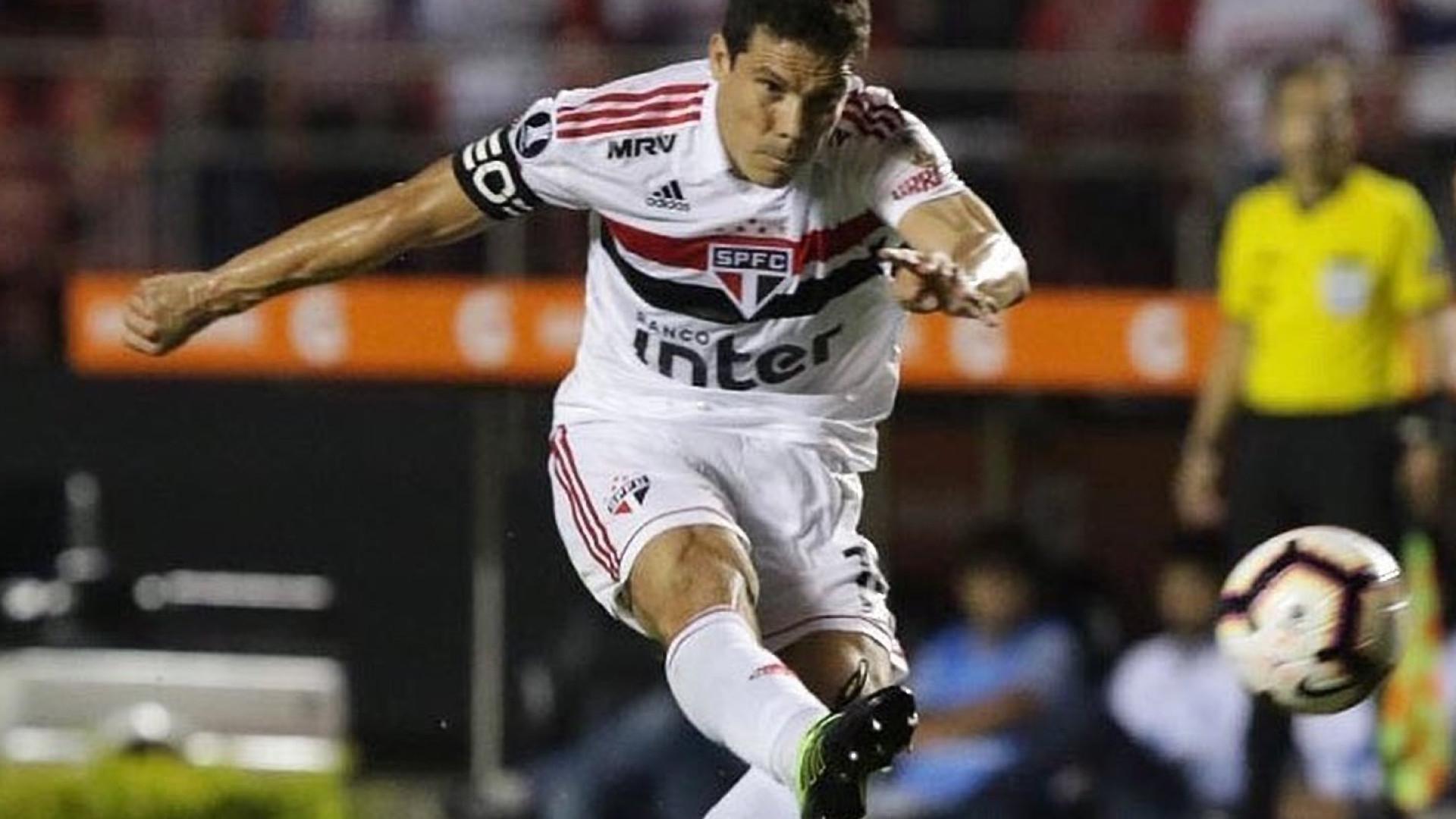 Hernanes é arma do São Paulo para sair campeão na Arena Corinthians