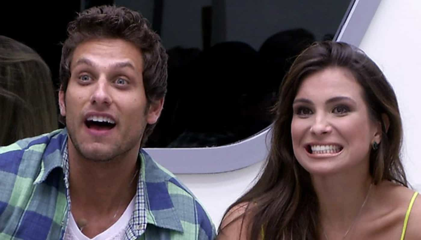 Ex-BBBs Eliéser e Kamilla são confirmados no 'Power Couple'
