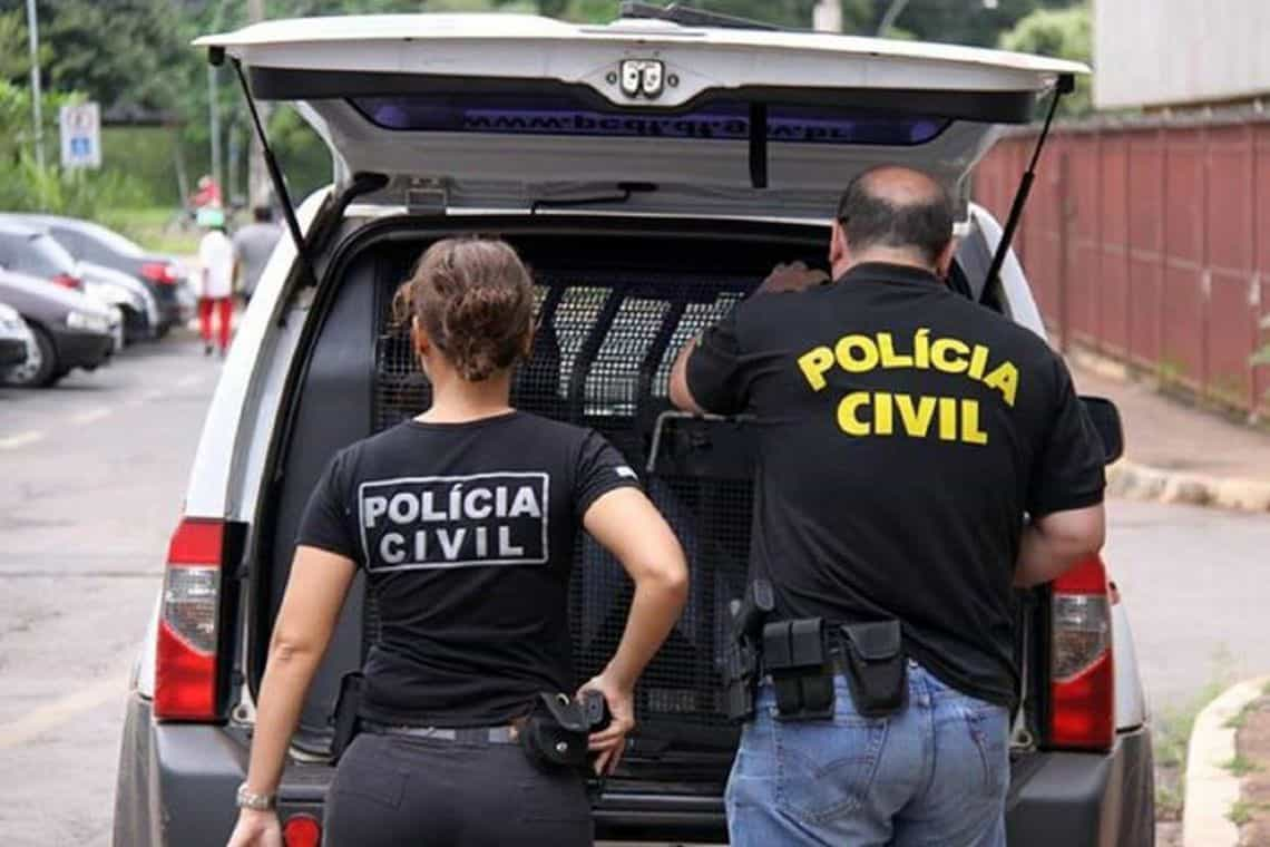 Polícia prende 3,3 mil ladrões, assassinos, pedófilos e estupradores