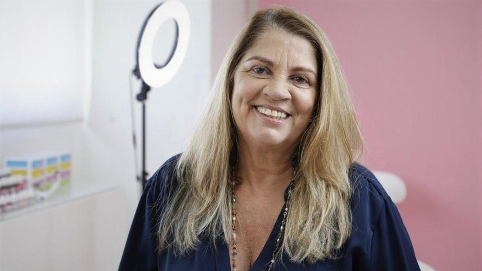"""Tássia Camargo chama Regina Duarte de canastrona: """"Ela usa ponto"""""""