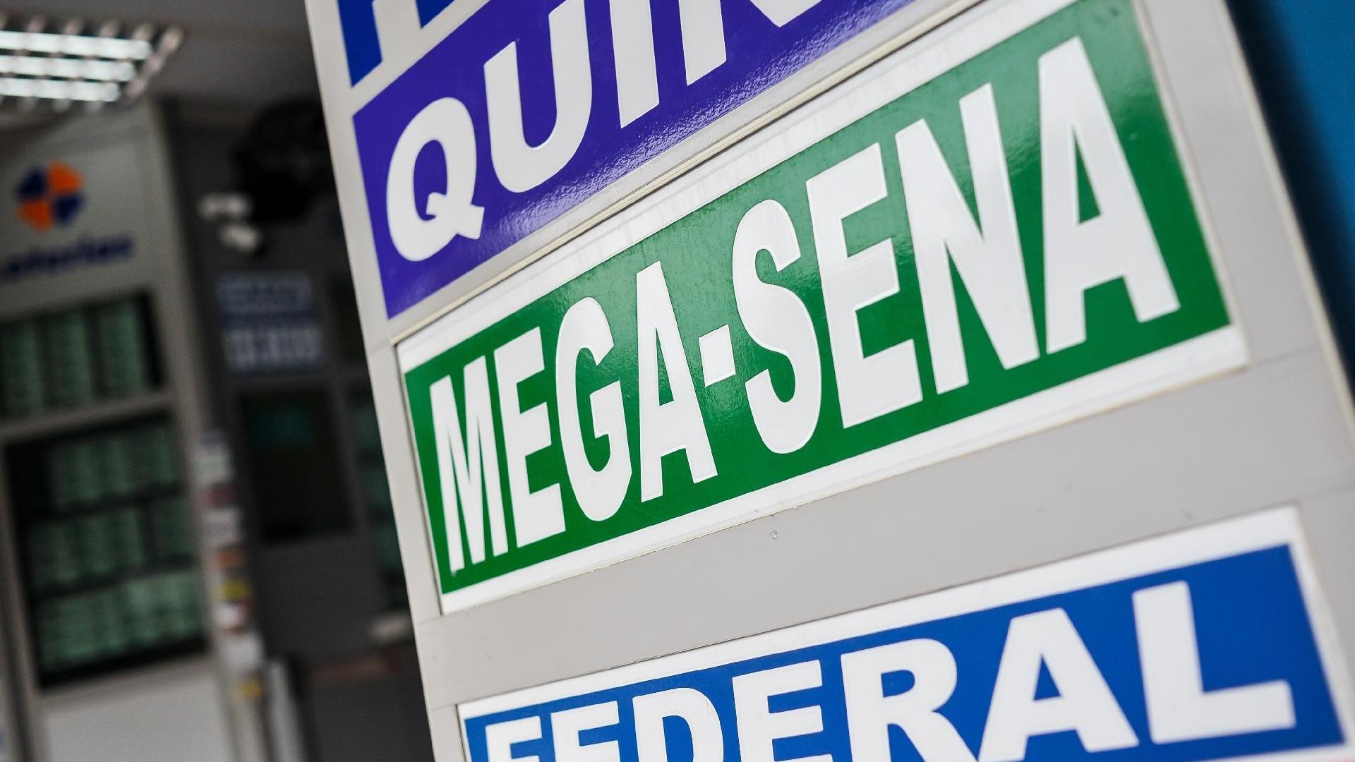 Mega-Sena sorteia neste sábado prêmio de R$ 105 milhões