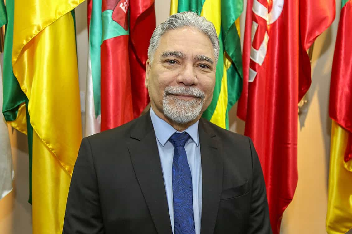 Governo exonera general Marco Vieira do cargo de secretário do Esporte
