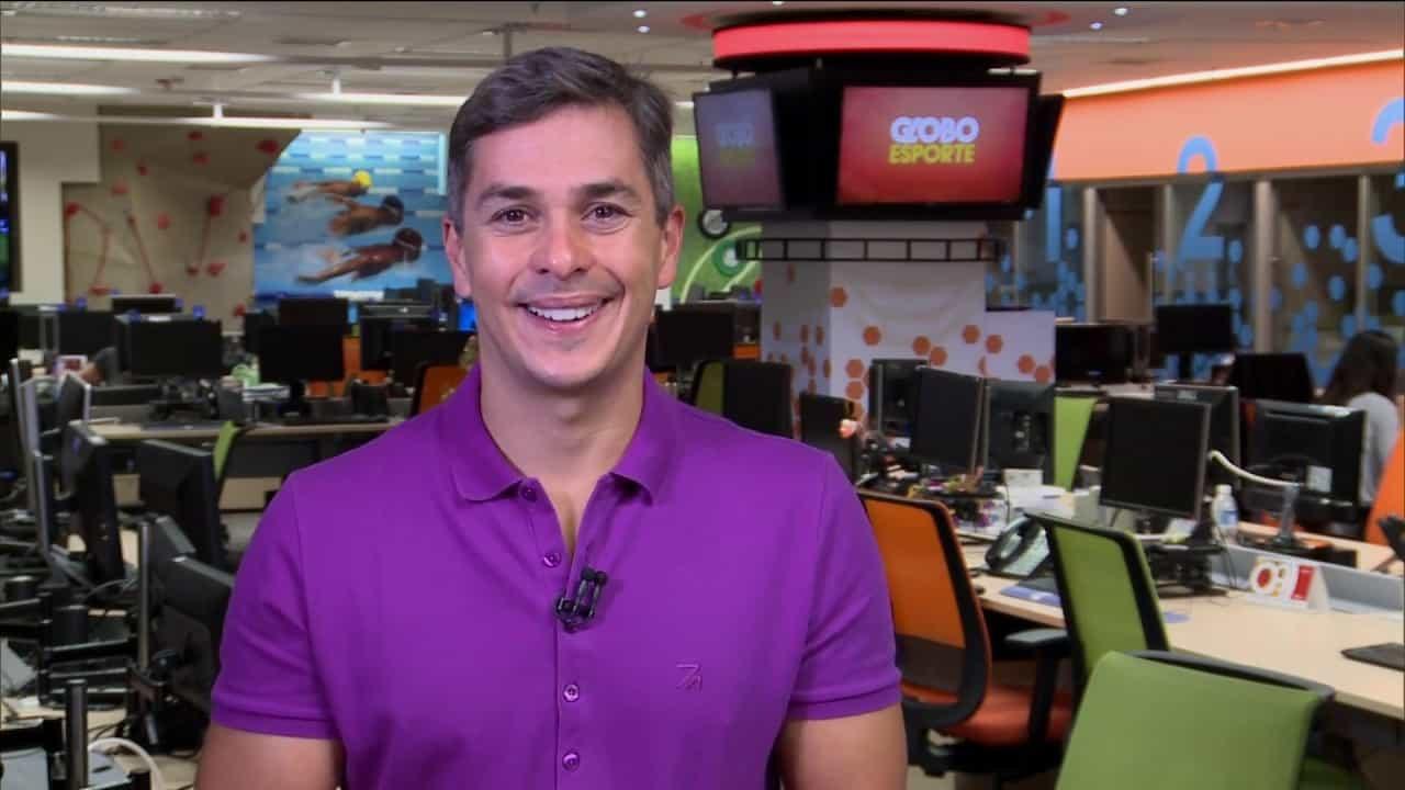 Globo decidi renovar contrato com Ivan Moré até 2022