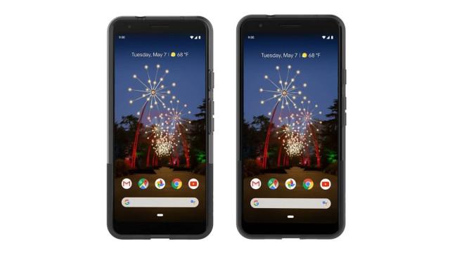 Vazamento de informação revela os dois novos smartphones da Google