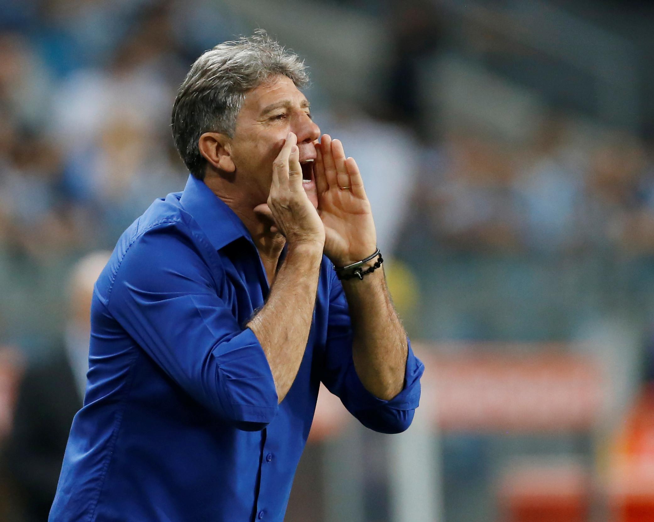 Grêmio faz a primeira de duas batalhas decisivas na Libertadores