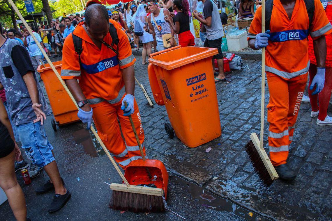 Garis aprovam greve no Rio a partir da meia-noite desta sexta-feira