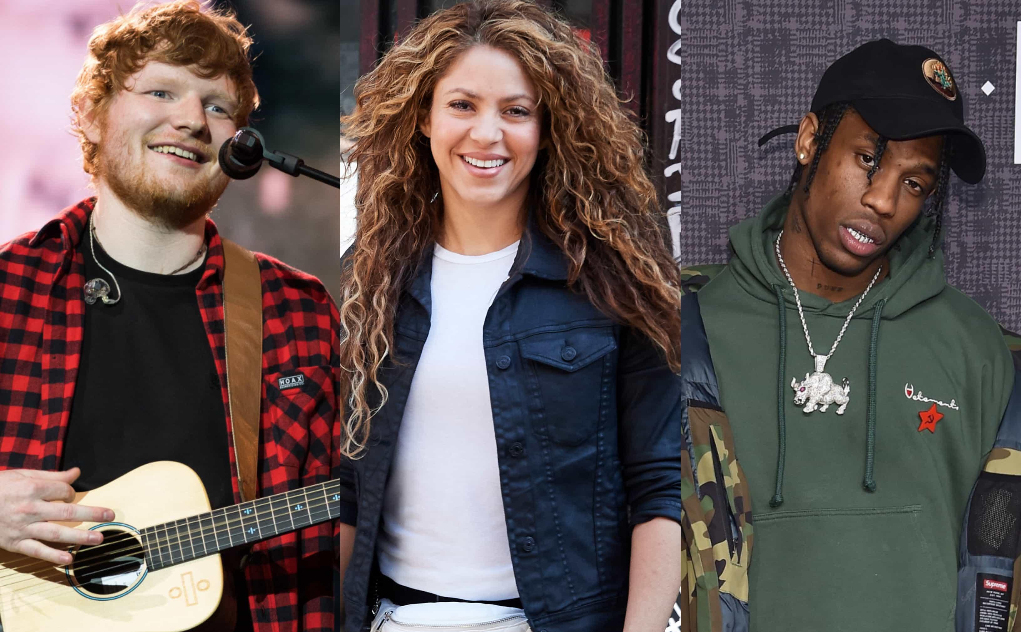 As estrelas da música que foram acusadas de plágio