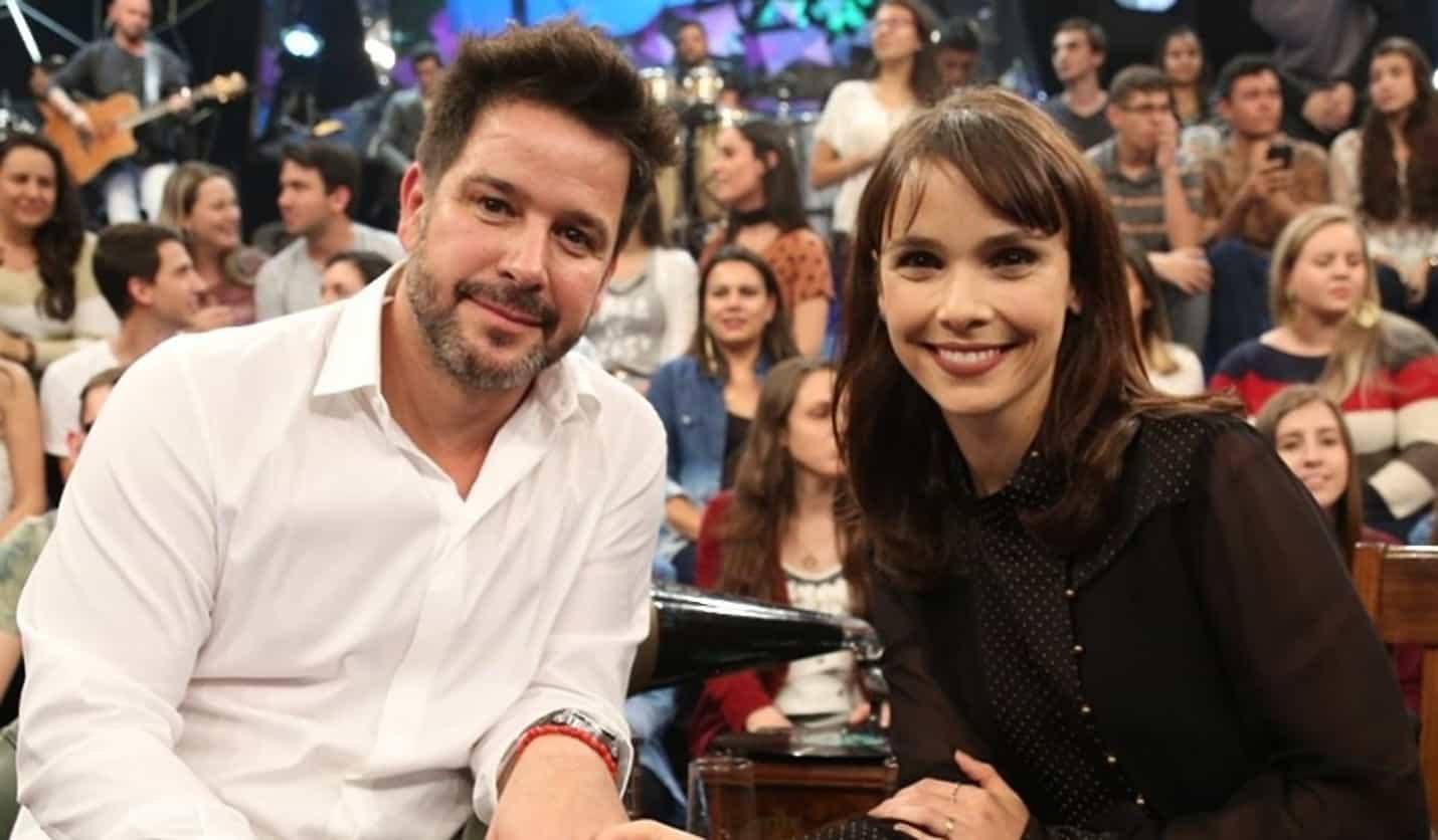 Débora Falabella e Murilo Benício anunciam separação após 7 anos