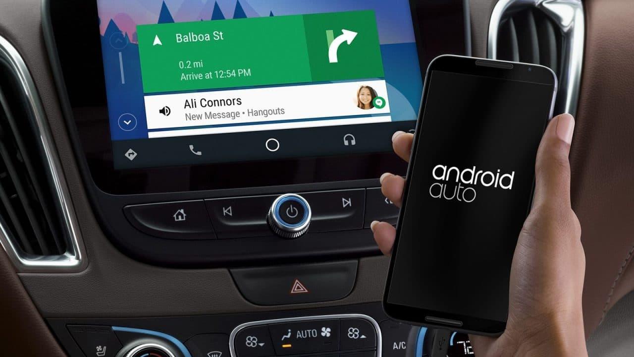 Android Auto ganha novo design e recursos