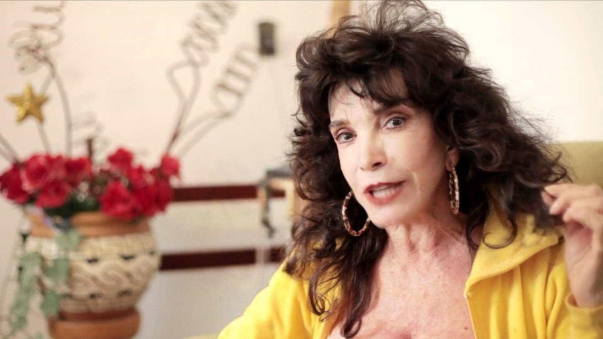 Família de Lady Francisco pede orações pela vida da atriz