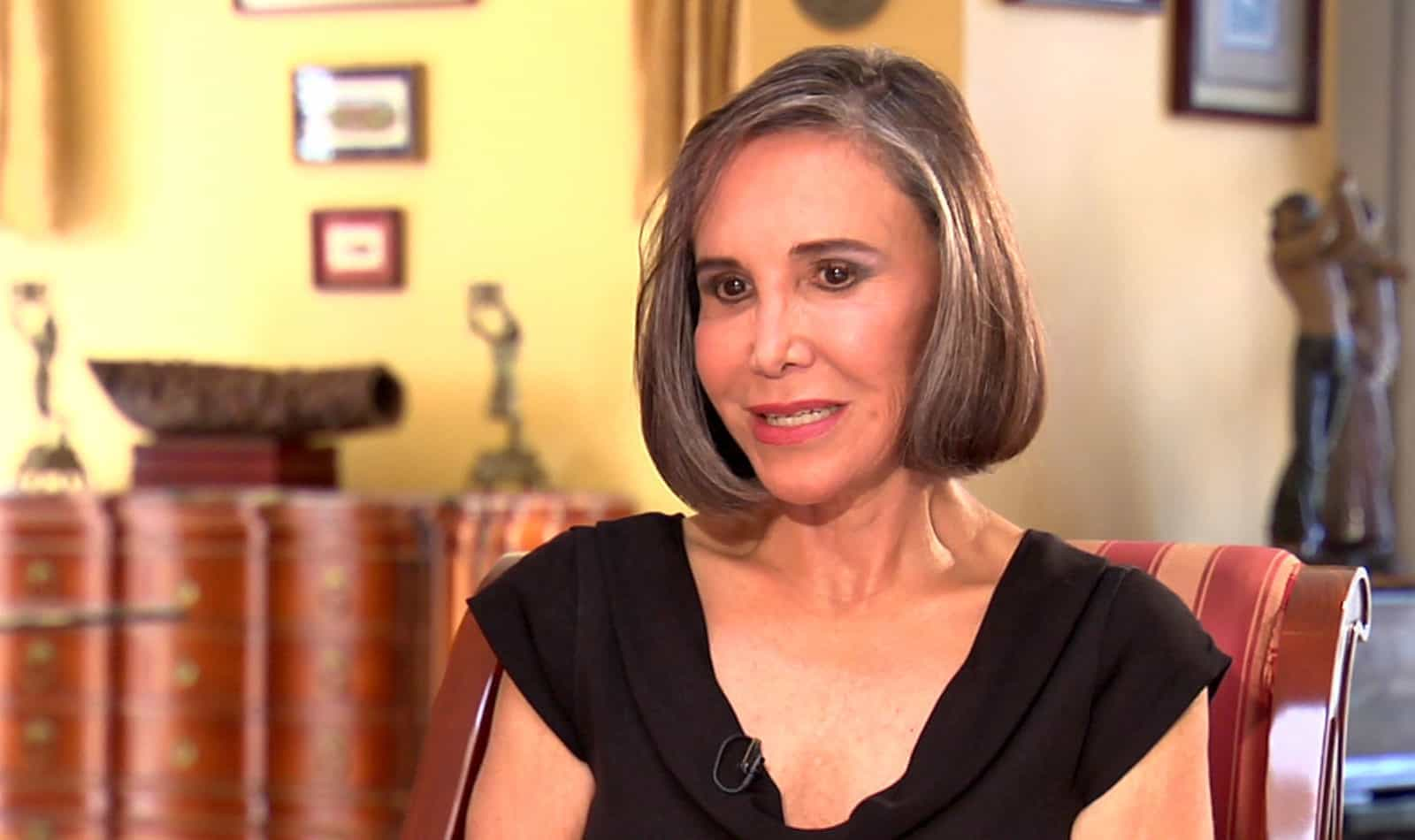 Atriz que fez dona Florinda no 'Chaves' fala sobre falta de trabalho