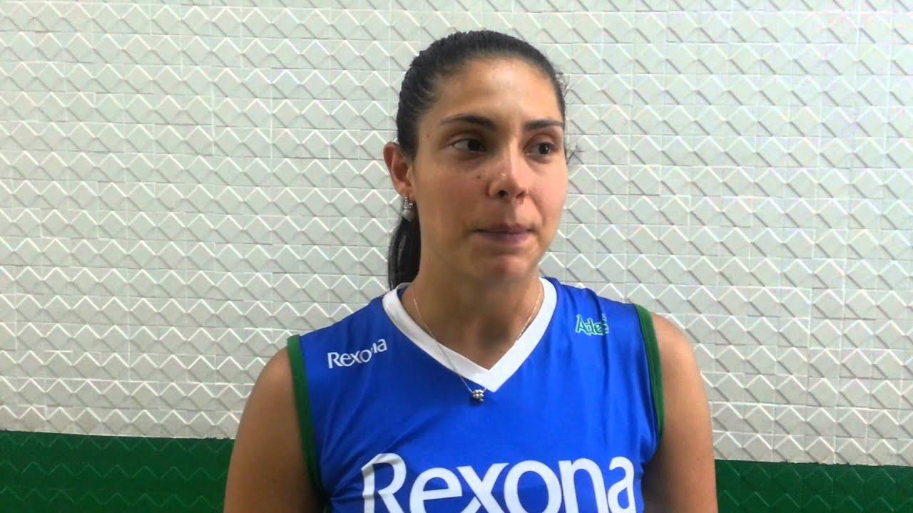 Bruna Honório é afastada da seleção de vôlei por tumor no coração