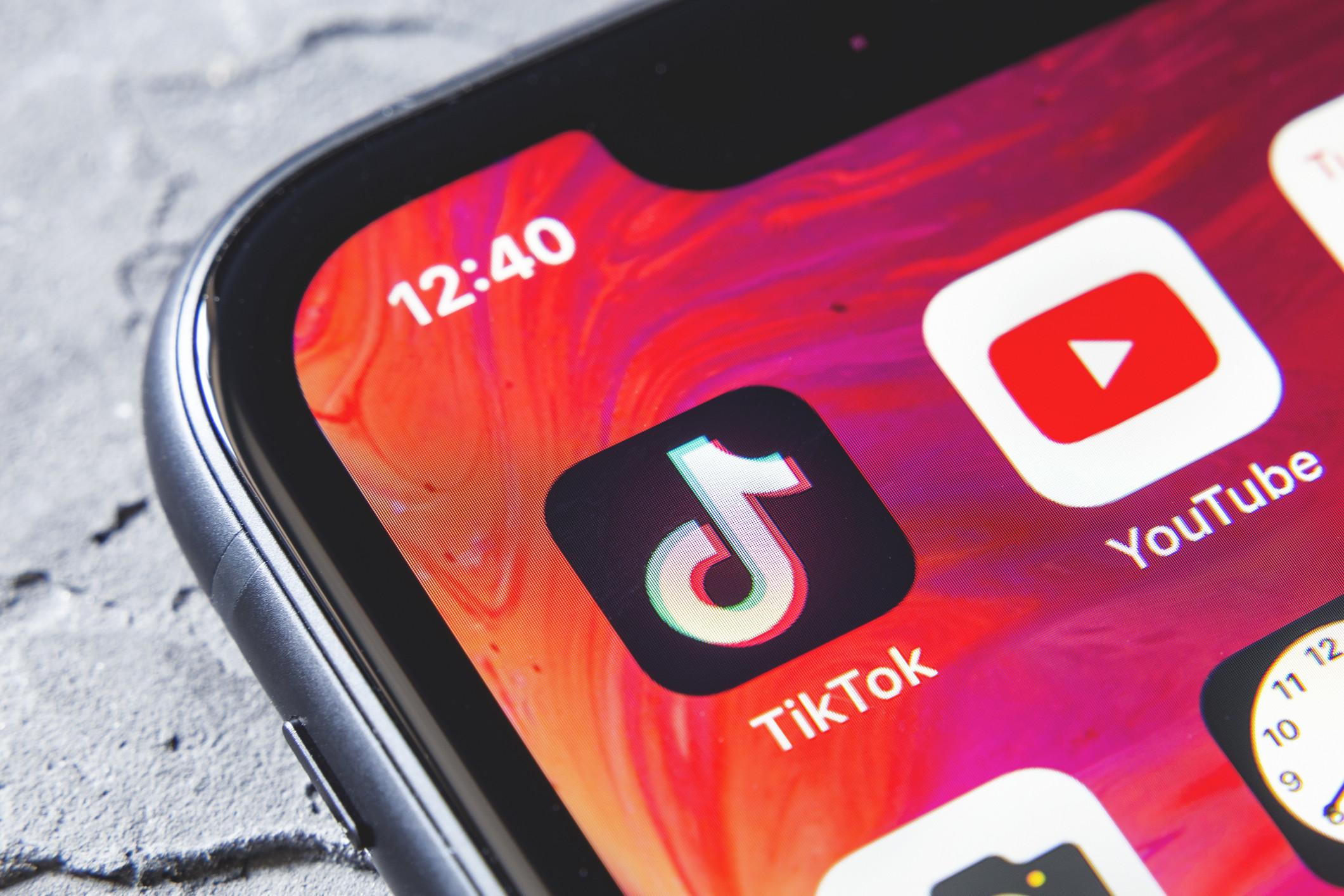 TikTok lidera App Store pelo quinto trimestre consecutivo